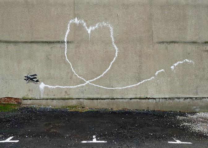 Banksy- Heart