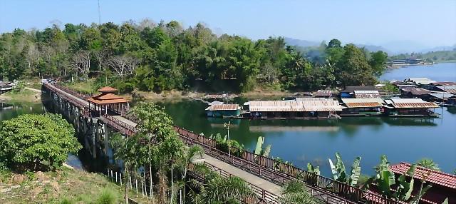 Sangkhlaburi short Bridge