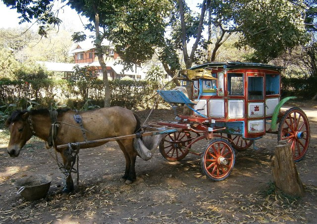 Pyin OO Lwin Carriage