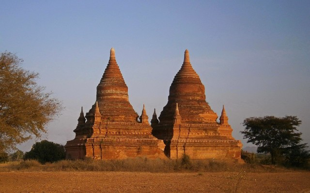 TwinStupa Bagan