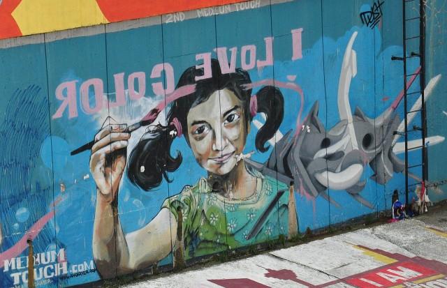 Graffiti Kual Lumpur