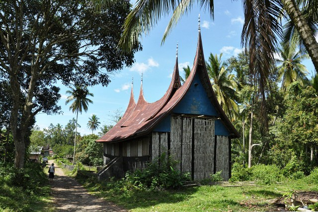 Minangkabau_old_house