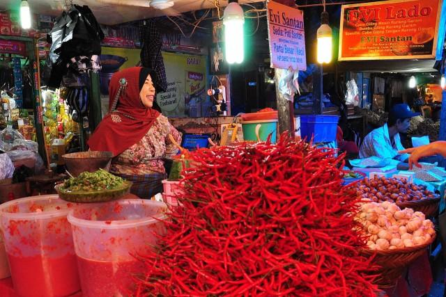 Redhot  chili vendor