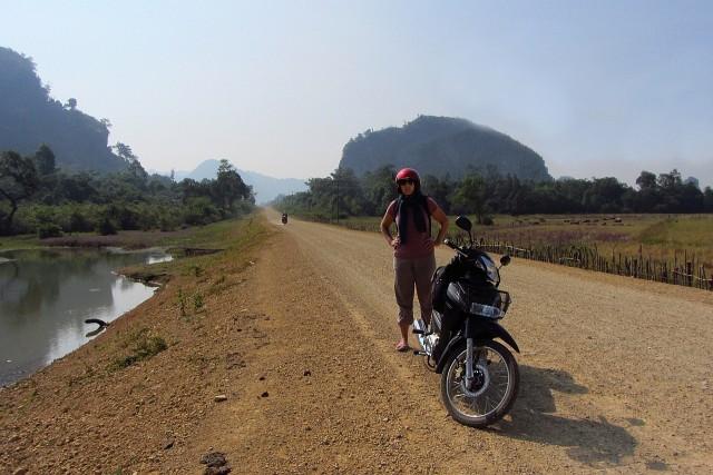 Motorcycle morning