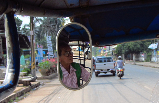 Our tuktuk driver
