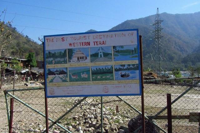 The western Terai