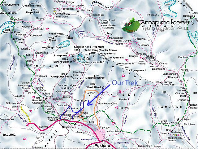 ACAP Map