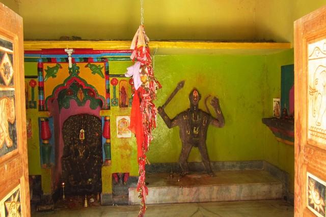 Temple surprise