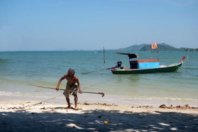 Sukorn Seashore